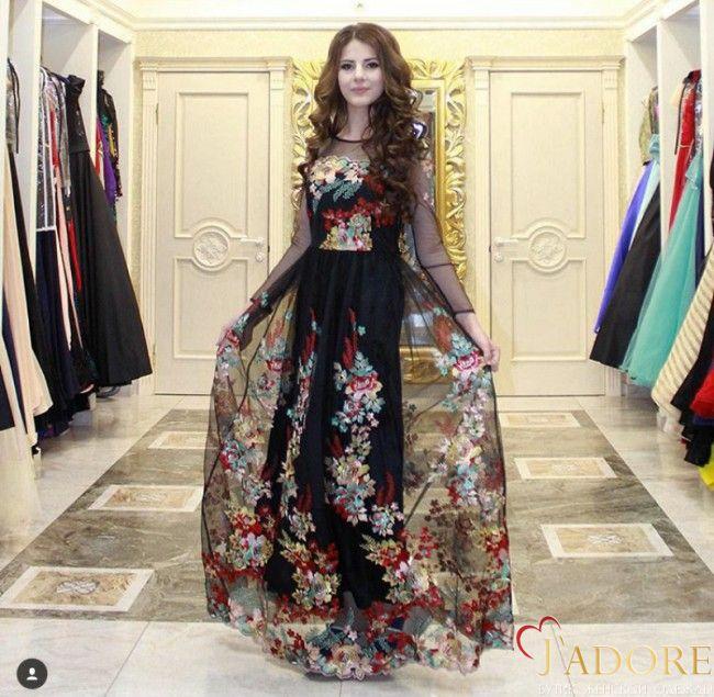 Фасоны платьев дагестанские